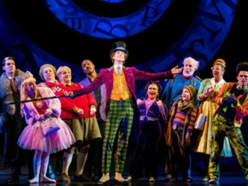 Live Shows: Roald Dahl's Charlie and the Chocolate Factory - Apr 12 - QPAC