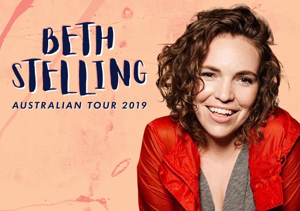 Live Shows: Beth Stelling - Oct 29 - Sit Down Comedy Club
