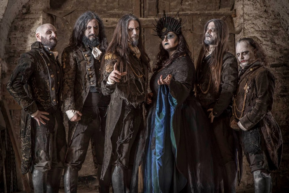 Live Shows: Fleshgod Apocalypse - Oct 30 - The Wooly Mammoth