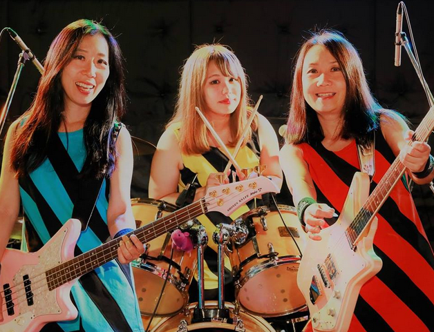 Live Shows: Shonen Knife - Oct 30 - Soundlounge