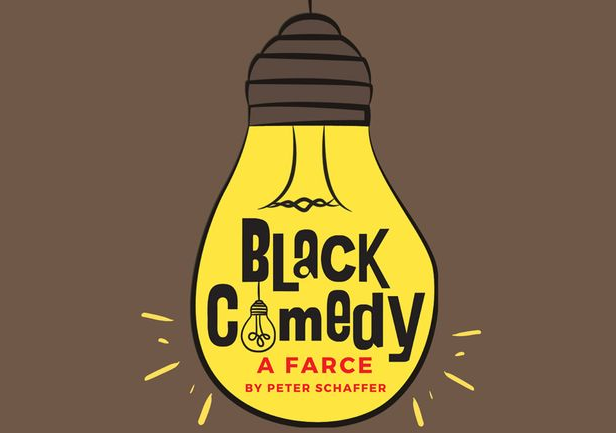 Live Shows: Black Comedy - Nov 01 - Windsor School of Arts Hall
