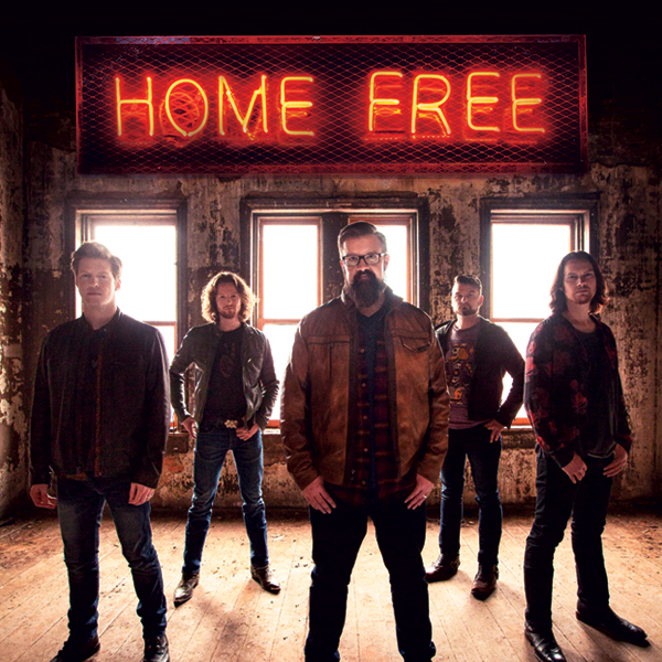 Live Shows: HOME FREE – DIVE BAR SAINTS WORLD TOUR - Jan 30 - The Triffid
