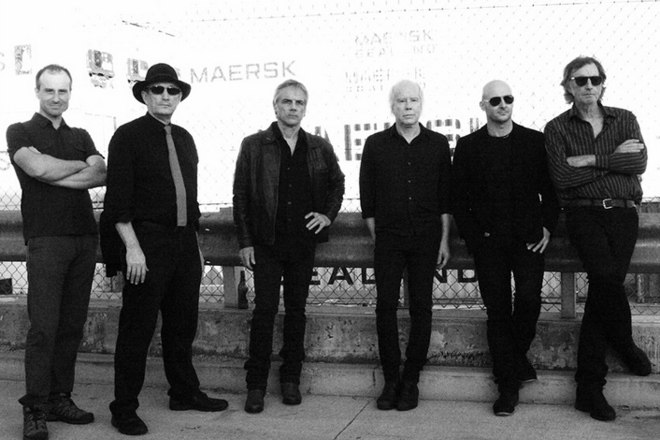 Live Shows: Radio Birdman - Nov 02 - Coolangatta Hotel