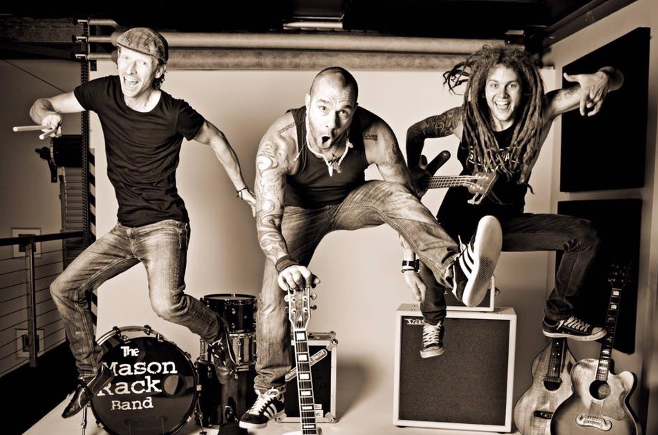 Live Shows: Mason Rack Band - Nov 02 - Mooloolah Valley Country Club