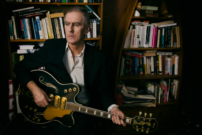 Live Shows: Robert Forster - Nov 03 - Junk Bar