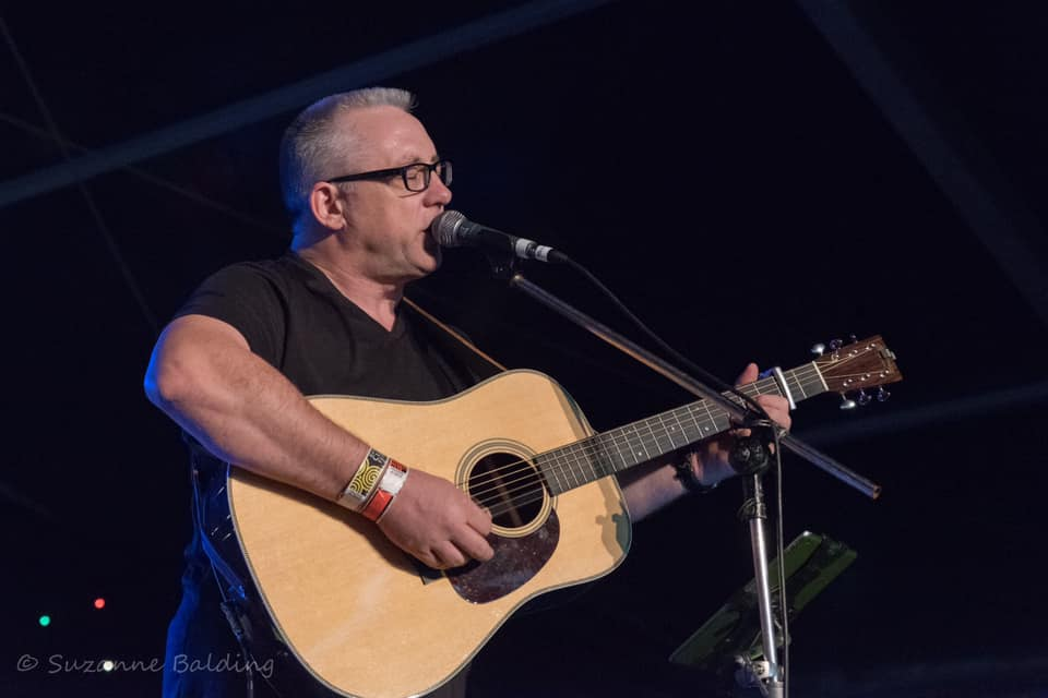 Live Shows: Mark Butler - Nov 10 - D'Arcy Arms Hotel