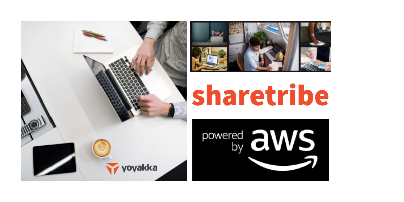 Fixed Fee Services: ShareTribe on AWS ElasticBeanStalk