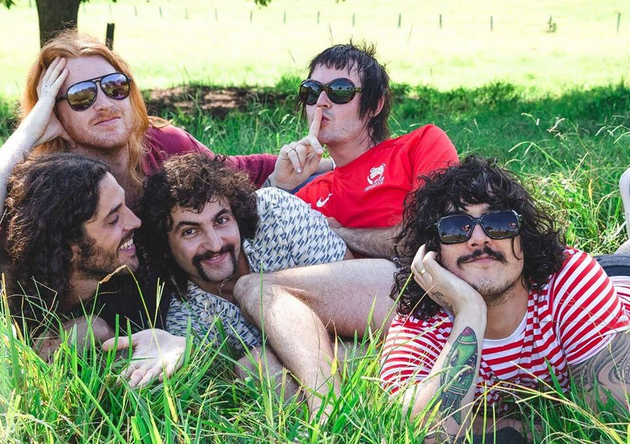 Live Shows: Sticky Fingers - Nov 15 - Riverstage Brisbane