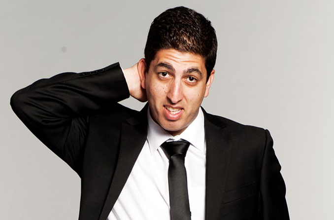Live Shows: Anthony Salame - Nov 14 - Sit Down Comedy Club